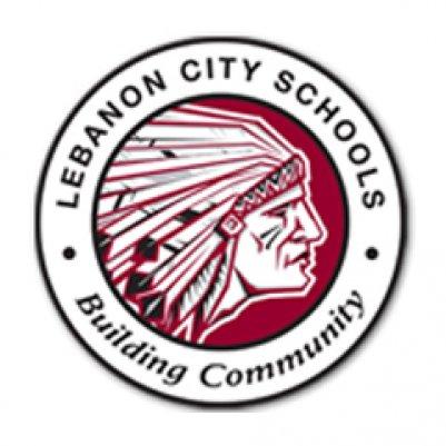 Lebanon City Schools logo